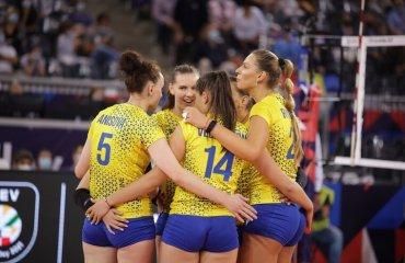 Жіноча збірна України завершила сезон на 12-му місці європейського рейтингу жіночий волейбол, чемпіонат європи-2021, чемпіонат світу-2022, світовий рейтинг, європейський рейтинг, єкв, фівб
