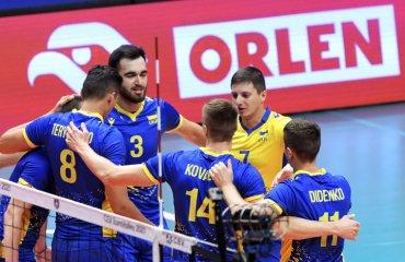 ЄКВ оновила рейтинг команд. Україна – 8-ма чоловічий волейбол, чемпіонат європи-2021, збірна україни, рейтинг, єкв, фівб