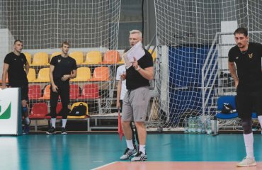 """Маріуш СОРДИЛ: """"Ми приречені боротися за гучні перемоги!"""" чоловічий волейбол, суперліга україни 2021-2022, вк епіцентр-подоляни, український волейбол, маріуш сордил, інтерв'ю"""