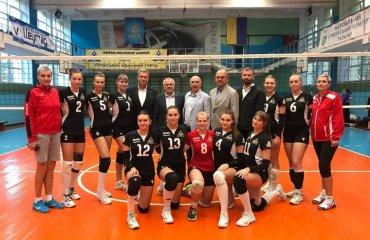 Вінницька команда змінила назву жіночий волейбол, суперліга україни 2021-2022, білозгар-медуніверситет, вінниця, добродій-медуніверситет, нова назва