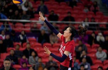 """Нападниця з Китаю поповнила склад СК """"Прометей"""" жіночий волейбол, суперліга україни 2021-2022, ск прометей, чемпіонат україни 2021-2022, кайі рен, легіонер, трансфер, волейболістка з китаю"""