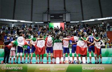 Італія стала переможцем чемпіонату світу U-21 чоловічий волейбол, молодіжні збірні, чемпіонат світу u-21 збірна італії, збірна польщі