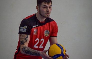 Блокуючий Руденко став гравцем болгарської команди чоловічий волейбол, трансфер, український волейболіст, наші українці, сергій руденко, центральний блокуючий, чемпіонат болгарії, дунав