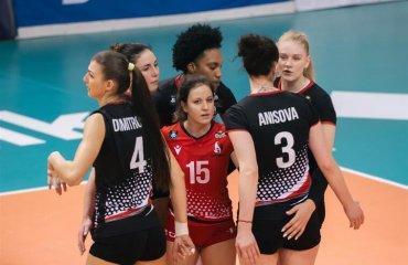 """Визначився суперник """"Прометея"""" у фіналі кваліфікації Ліги чемпіонів жіночий волейбол, ліга чемпіонів 2021-2022, третій раунд, ск прометей, вітеос невшатель швейцарія, суперник"""