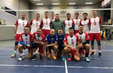 Визначилися всі учасники ІІ раунду Кубка України чоловічий волейбол, кубок україни 2021-2022, перший етап, другйи етап, учасники турніру, результати матчів