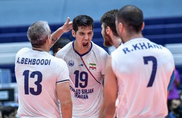 """Іранський """"Сірджан"""" виграв клубний чемпіонат Азії чоловічий волейбол, клубний чемпіонат азії, сірджан іран, фінал, переможець турніру"""