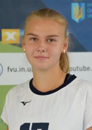 Миронцова  Анастасія