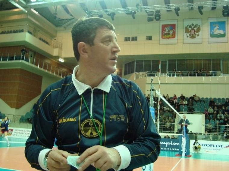 Член Виконкому ФВУ Михайло Мельник отримав міжнародне підвищення