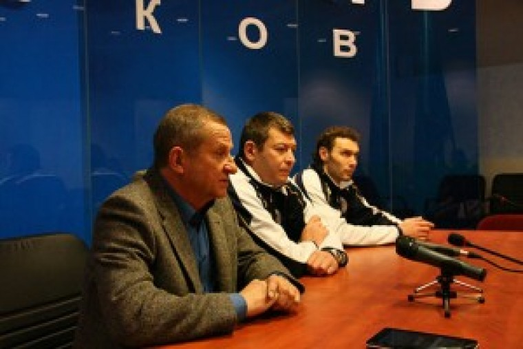 Еврокубки. Пресс-конференция «Локомотива»