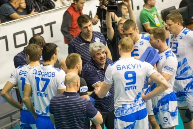 Результаты 11-го тура российской мужской суперлиги