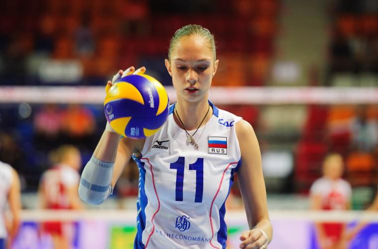 Екатерина Гамова все-таки имеет шанс сыграть за сборную в Рио