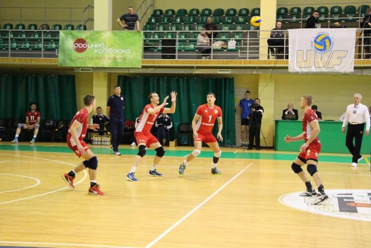 Анонс матчей 10-го тура чемпионата Украины в мужской Суперлиге