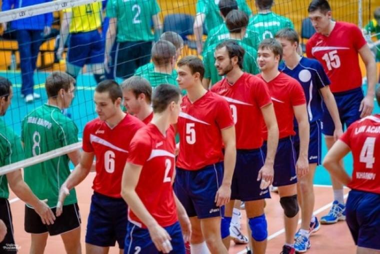 Видео первого матча 10 тура «Локомотив» — «Юракадемия» - 2:3