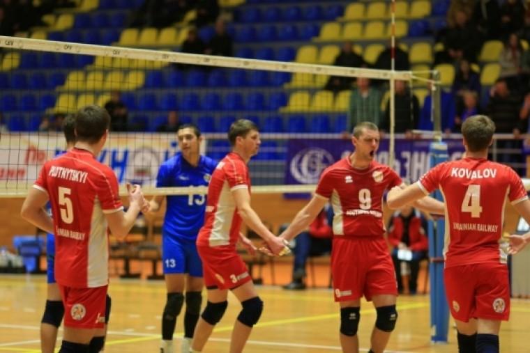 Результаты первых матчей 10 тура Суперлиги Украины. Мужчины