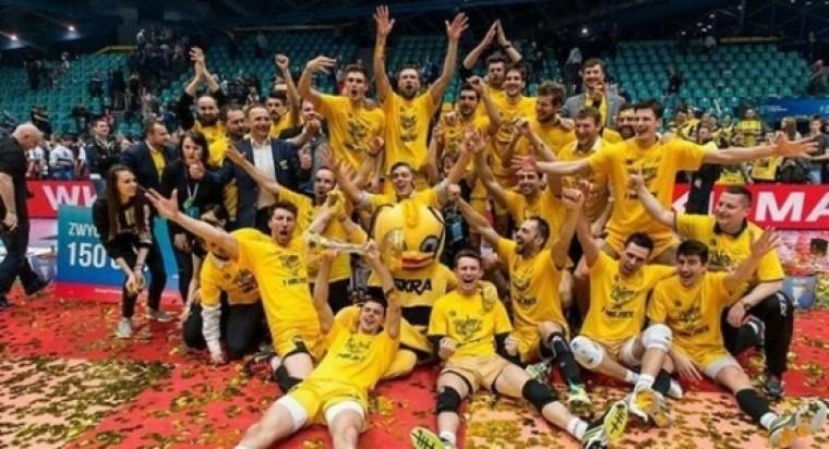 «СКРА» - обладатель Кубка Польши