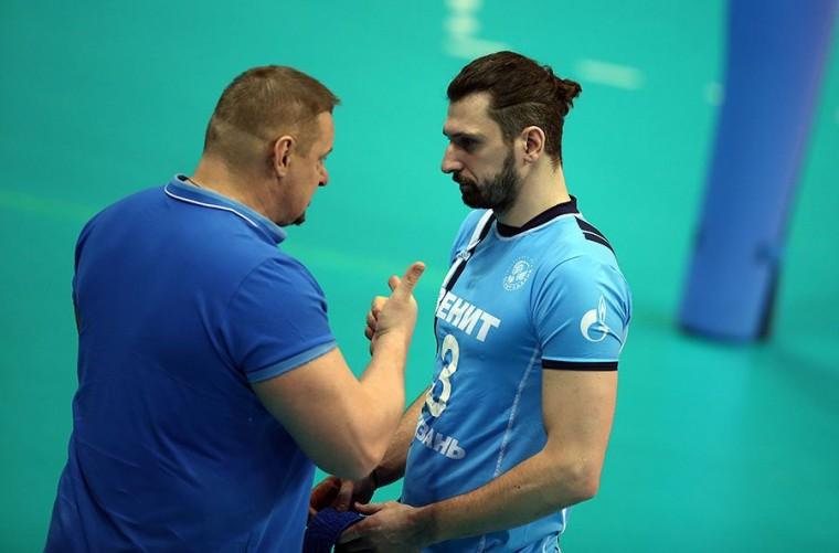 Итоги 14-го тура чемпионата России среди мужских команд Суперлиги