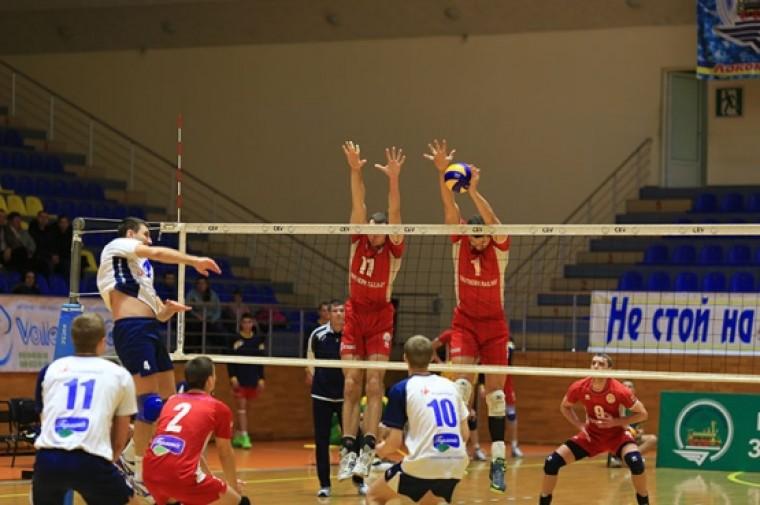 Результаты первых матчей 11-го тура женской и мужской Суперлиги Украины