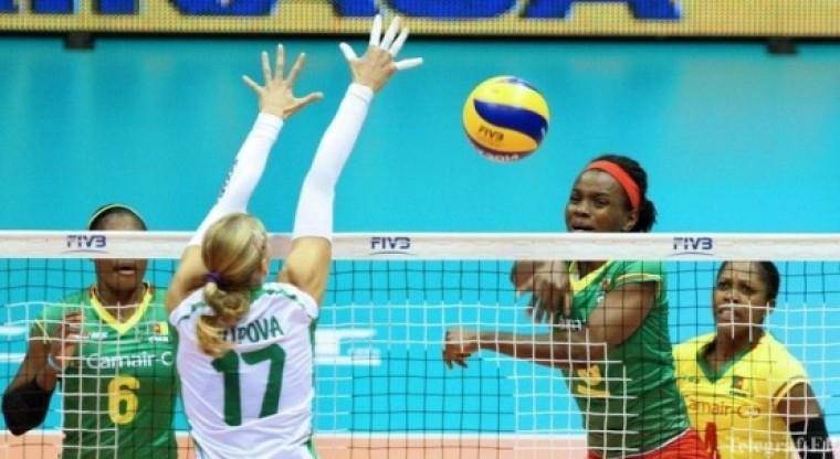 Сборная Камеруна дебютирует на Олимпиаде в Рио