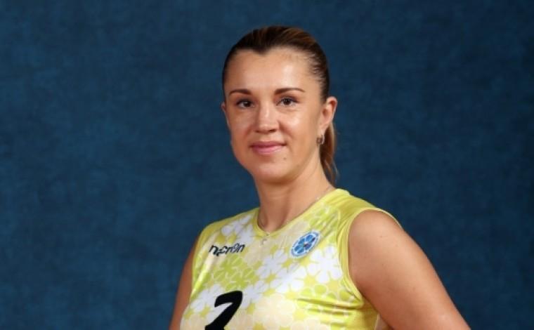 Ежова подписала контракт с «Динамо-Казань» ещё на год