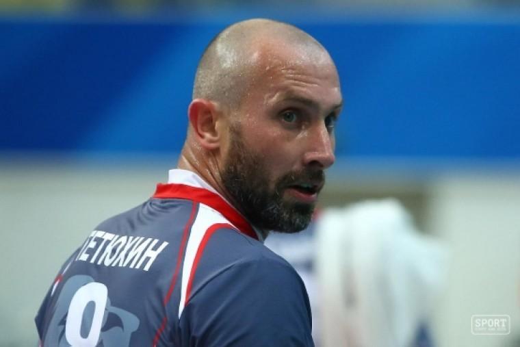 Сергей Тетюхин: «Меня колбасит от волейбола так же, как и 20 лет назад»