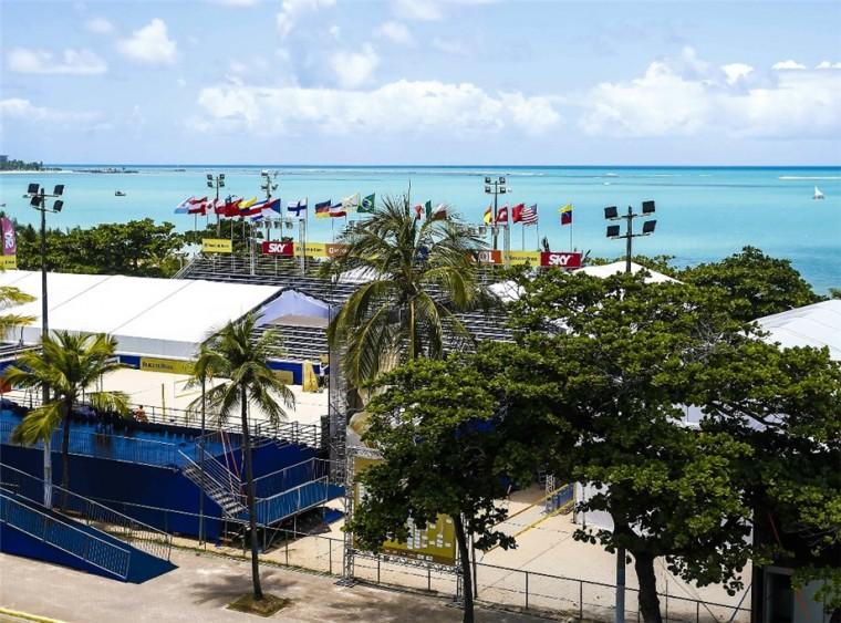 """Масейо приймає перший """"серйозний"""" FIVB турнір з пляжного волейболу сезону 2016"""