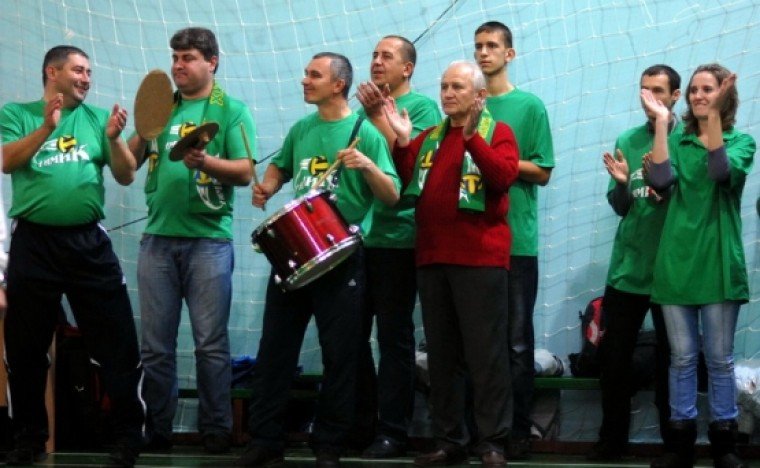 «Химик» сыграет в Тернополе при поддержке своих болельщиков