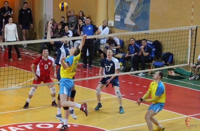 Высшая лига Украины. Финальный тур в Харькове