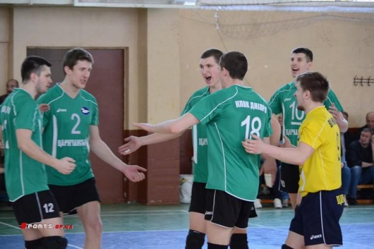 """ВК """"Днепр"""" победой завершает второй тур волейбольной Суперлиги"""