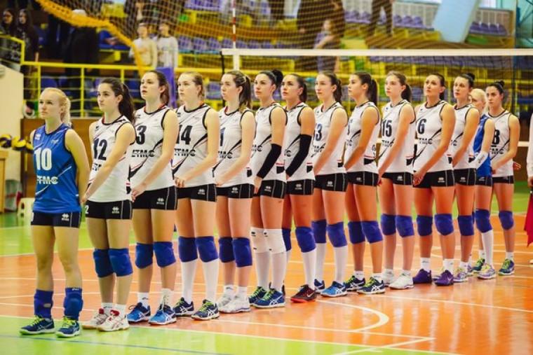 В Запорожье сыграет квартет сильнейших женских волейбольных команд Украины