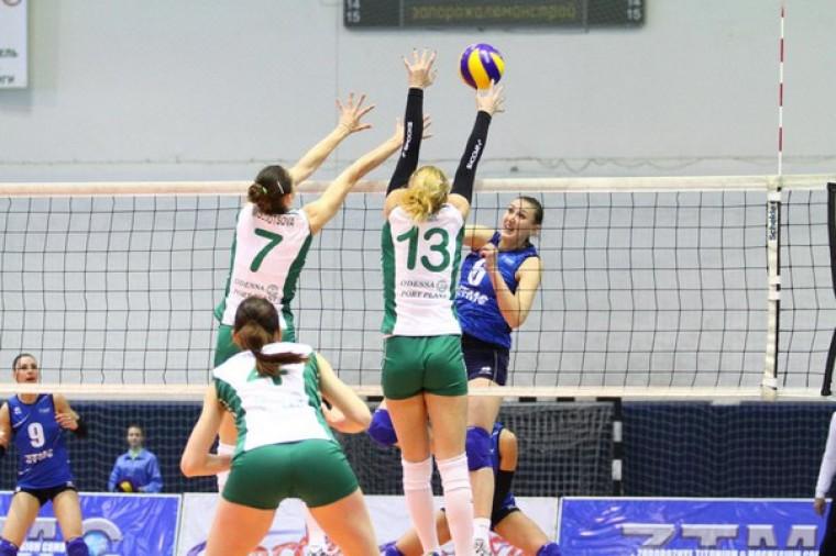 Каналы «Спорт 1» и «Спорт 2» покажут 3-й финальный тур женской Суперлиги Украины