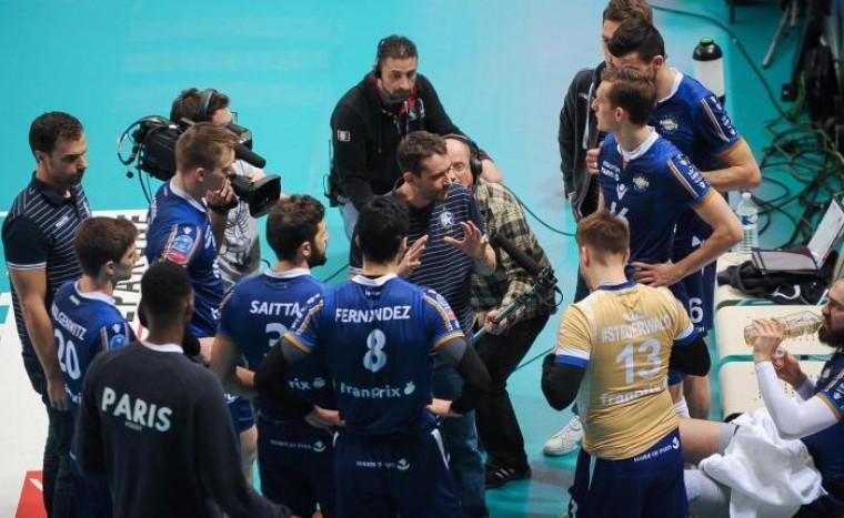 Сет и Тур выиграли первые матчи полуфинала плей-офф чемпионата Франции