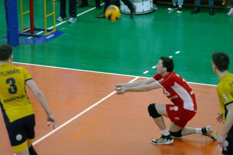 Филипп Гармаш: «Начался настоящий волейбол!»