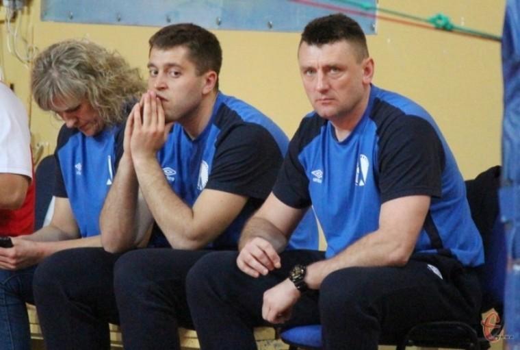 ВК «Новатор» не збирається міняти головного тренера