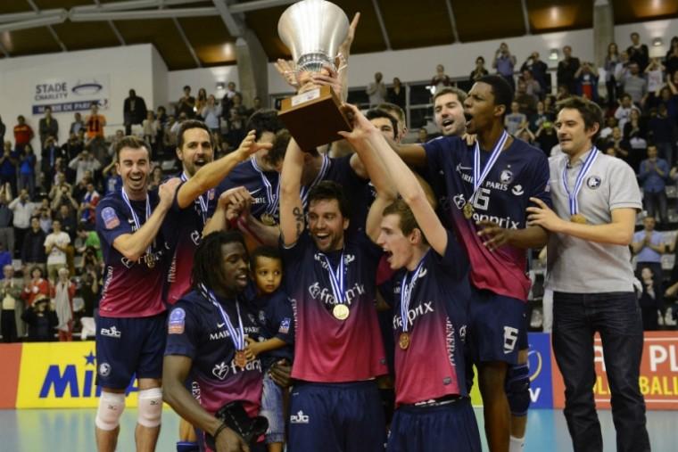 «Пари Воллей» — чемпион Франции