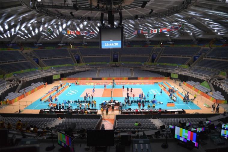 Олимпийские игры 2016. Мужчины. Волейбол. Расписание и трансляции