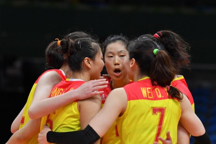 Китаянки обыграли сборную Пуэрто-Рико в трех партиях