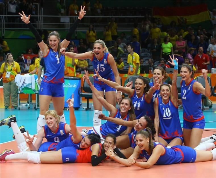 Россиянки проиграли в четвертьфинале Олимпиады