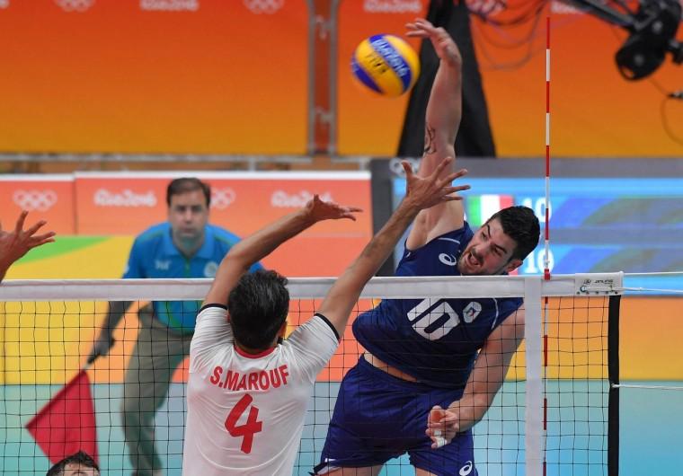 Итальянские волейболисты разгромили Иран и вышли в полуфинал Олимпийских игр