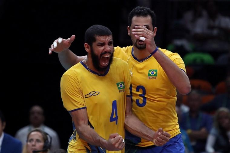 Сборная Бразилии разгромила сборную России в полуфинале ОИ
