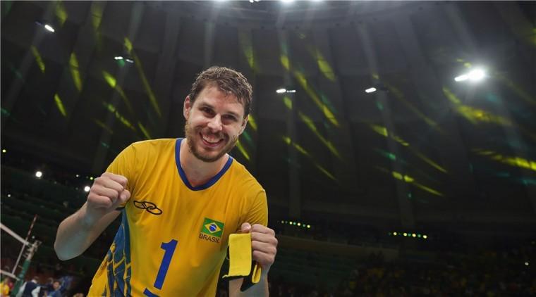 Бруно: завоевать олимпийское золото дома - это нечто особенное