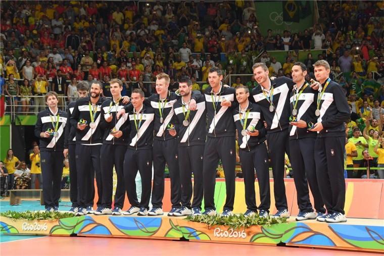 Волейболисты сборной Италии помогут жертвам землетрясения
