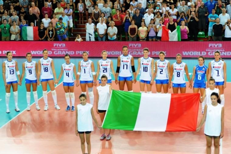 Сборная Италии определила 14 игроков, которые выступят в отборочном турнире ЧЕ 2017 года