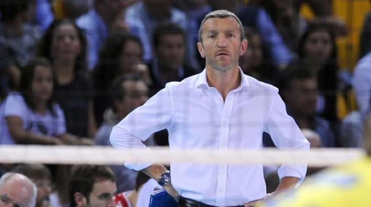 Эмануэле Занини Занини покинет пост главного тренера мужской сборной Турции