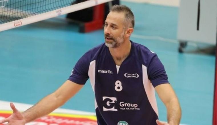 Марчелло Форни Итальянский волейболист сдал положительный допинг-тест
