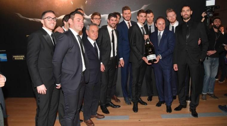 Мужская сборная Италии Мужская сборная Италии получила премию Gazzetta Sports Awards