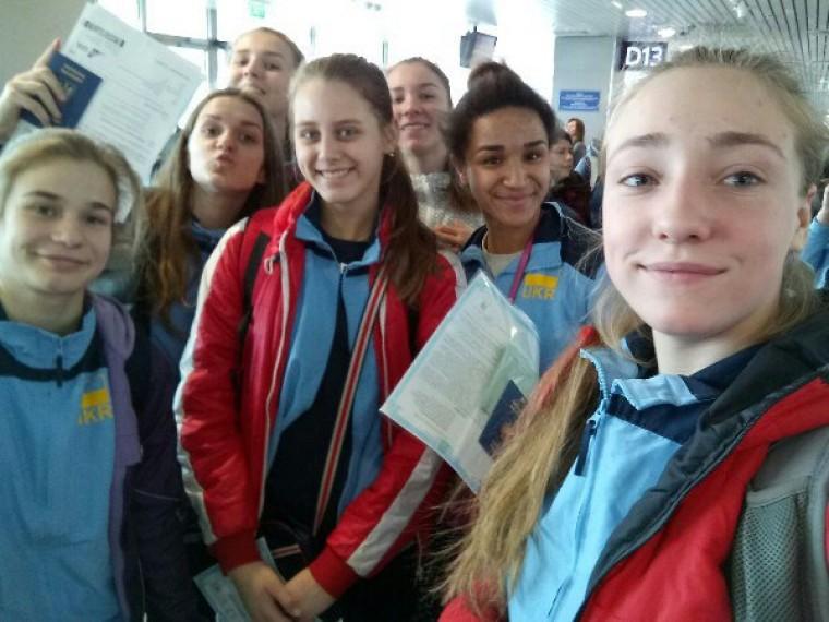 Жіноча збірна України U-16 Чемпіонат Європи (U-16). Відбірковий турнір. Розклад матчів