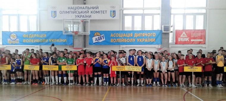 Шкільна ліга У Києві стартували фінальні змагання Шкільної ліги