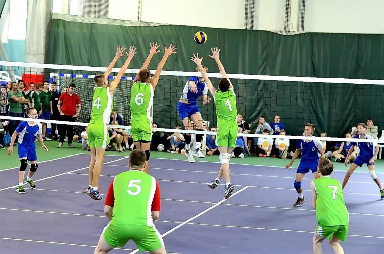 Шкільна ліга Шкільна ліга відкрила нову сторінку українського волейболу!