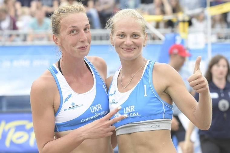 Валентина Давідова та Євгенія Щипкова Українки їдуть на чемпіонат світу 2017