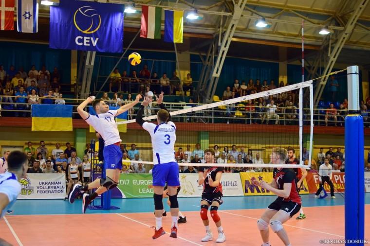 Збірна України Україна переграє Угорщину в останньому матчі домашньої частини Євроліги